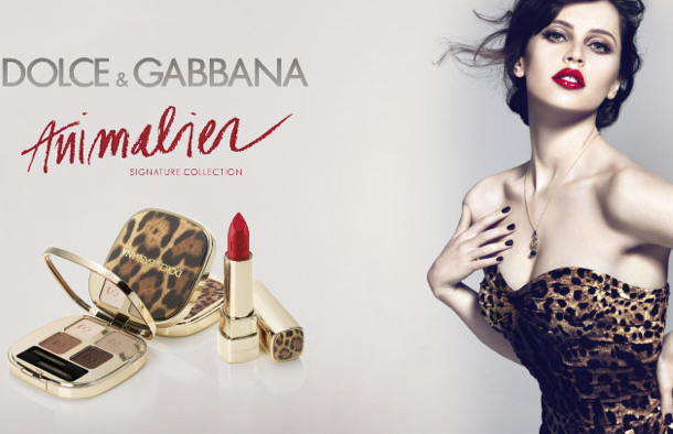 dolce baggana animalier collection