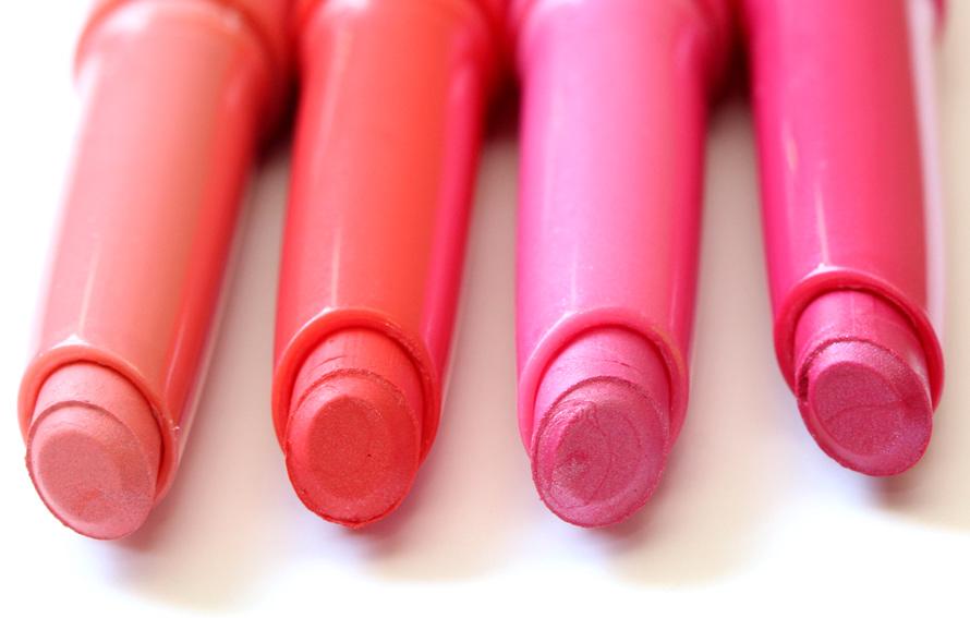 estee lauder pure color sheer matte lipsticks
