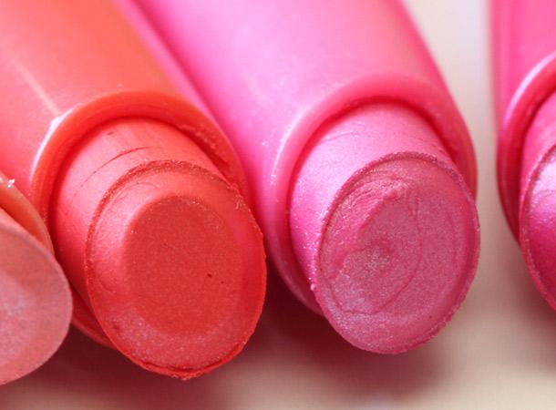 estee lauder pure color sheer matte lipstick closeup