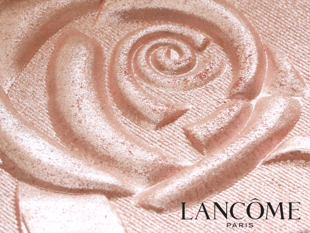 lancome moonlight rose closeup