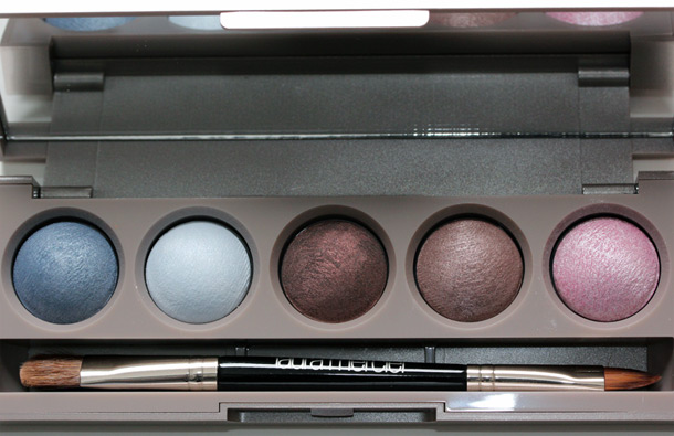 laura mercier free spirit baked eye colour palette small