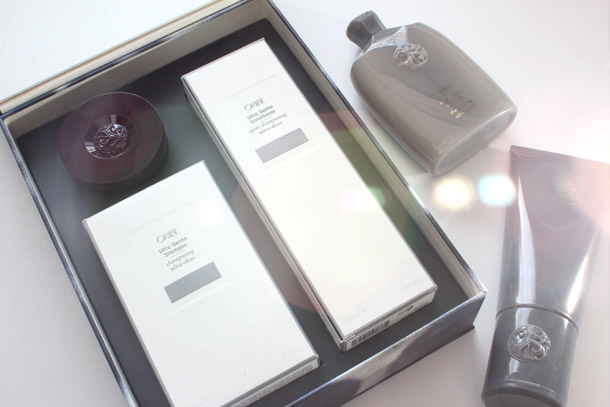 oribe ultra gentle collection holiday 2012 kit