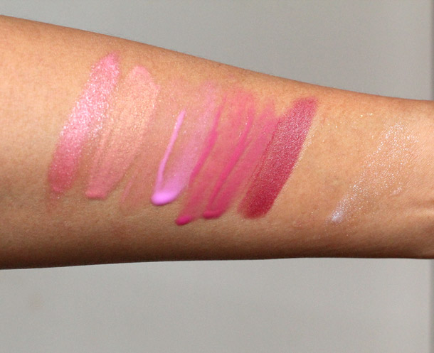 sephora gloss lab swatches