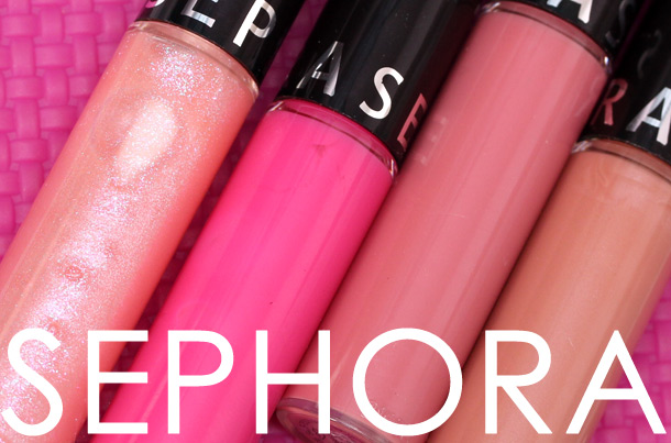 The new Sephora Mini Ultra Shine Gloss Set