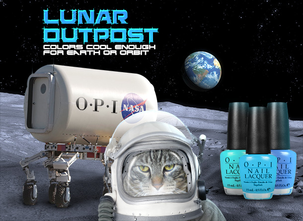 Tabs for the OPI Lunar Outpost Collection