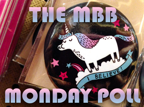 The Makeup and Beauty Blog Poll for Monday January 21, 2013