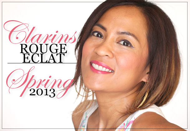 Clarins Tropical Pink Rouge Eclat