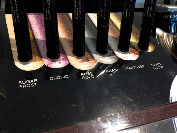 Laura Mercier Caviar Stick Eye Colour shades
