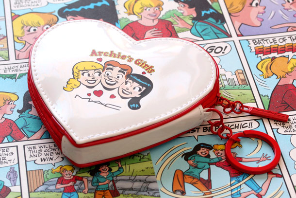 MAC Archie's Girls Jingle Jangle Coin Purse