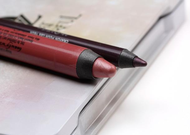 Urban Decay Oz Glinda Palette pencils