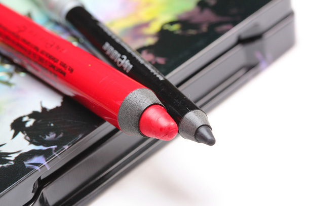 Urban Decay Oz Theodora Palette pencils
