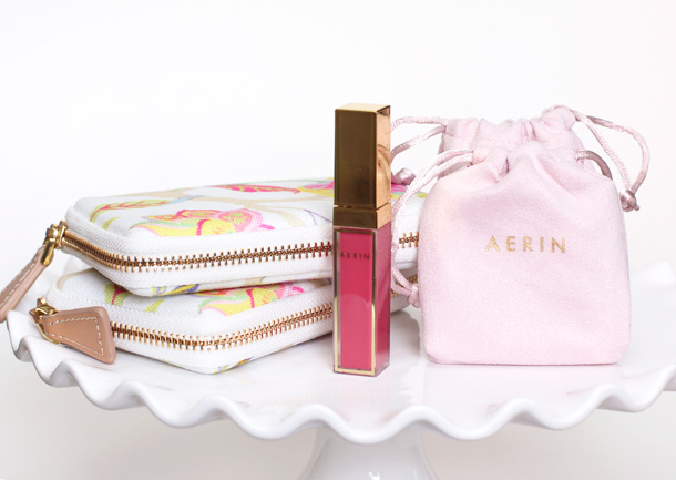 Aerin Beauty Spring 2013 Packaging