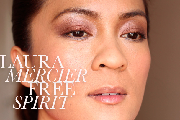 laura mercier free spirit baked eye colour palette