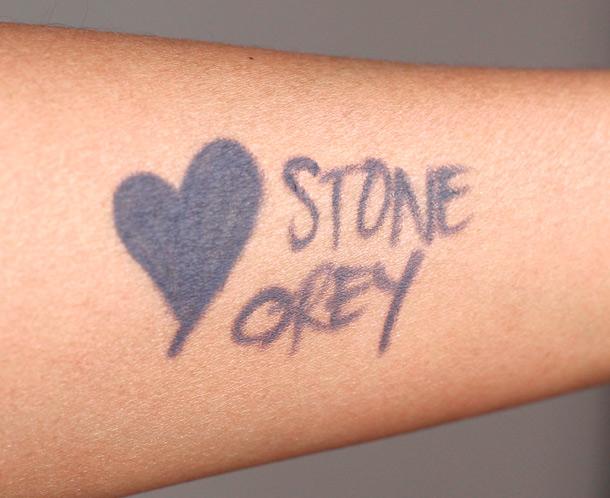 Laura Mercier Stone Grey Eye Pencil Swatch