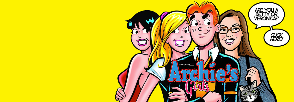 The MAC Archie's Girls Collection for Spring 2013