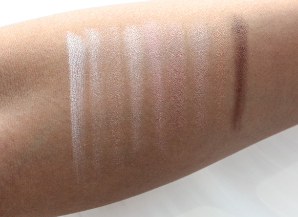 physicians formula shimmer strips custom eye enhancing shadow liner nude natural nude swatches