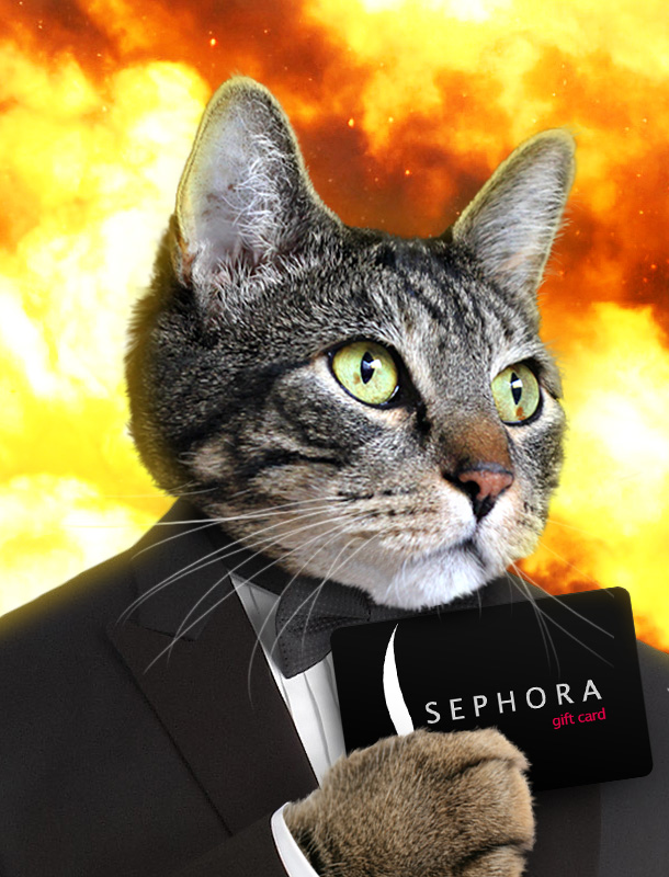 Win a $50 eGift card from Sephora