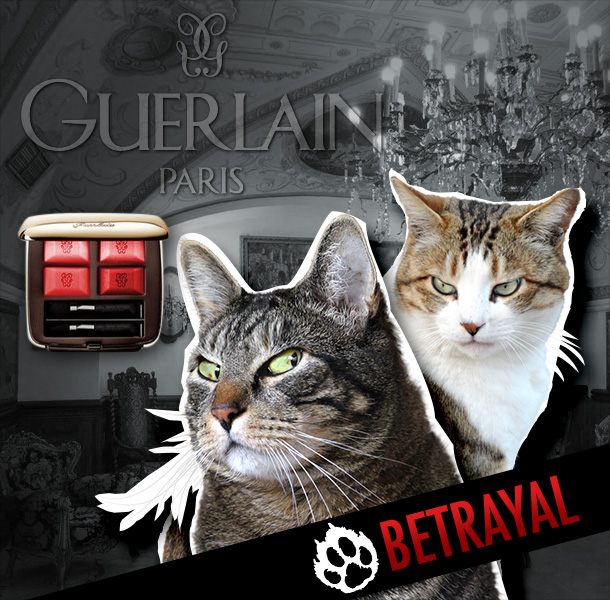 Tabs for Guerlain Betrayal
