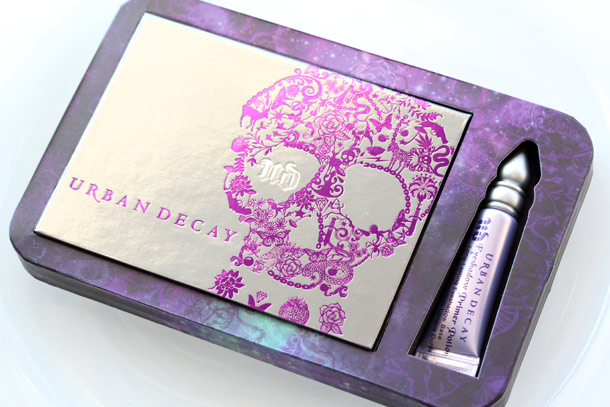 urban decay ammo palette packaging