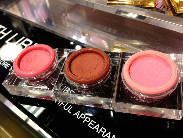 ysl spring 2013 makeup collection creme de blush