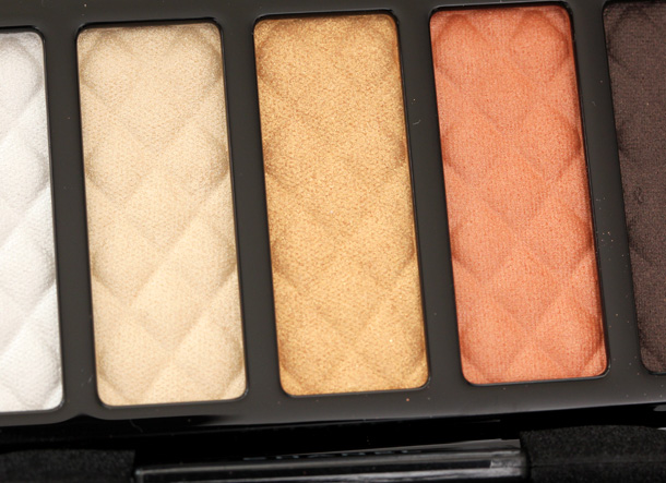 Chanel Pearl River Ombres Matelassees Eyeshadow Palette Hong Kong Collection Picture