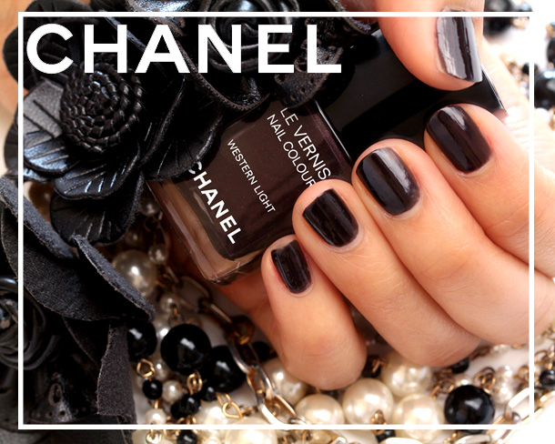 Chanel Western Light Le Vernis Nail Colour Picture Swatch