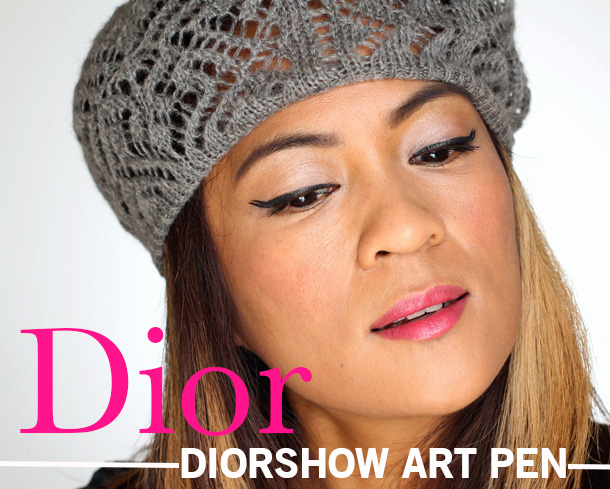 Dior Diorshow Art Pen in Catwalk Black