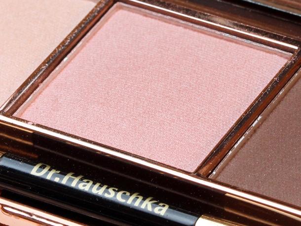 Dr Hauschka Eyeshadow Trio closeup