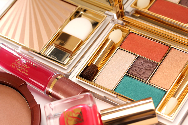 Estee Lauder Bronze Goddess Collection 2013