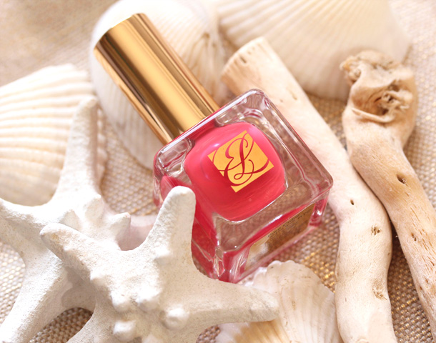 Estée Lauder Hot Spell Pure Color Nail Lacquer