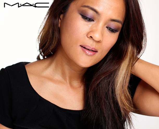 MAC Year of the Snake Large Eyeshadows in Altered State and Carbon