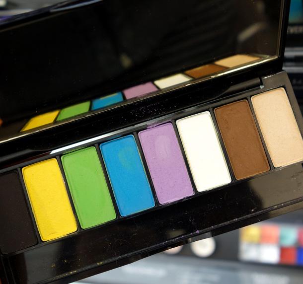Make Up For Ever Technicolor Palette 2