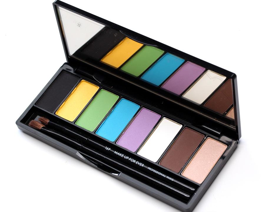 Makeup Forever Technicolor Palette