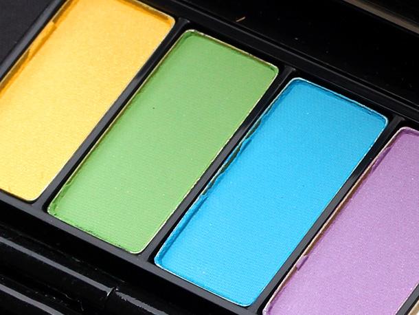 Make Up For Ever Technicolor Palette Closeup