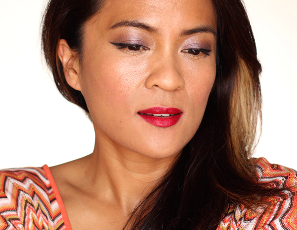 Milani Best Red Color Statement Lipstick Swatch