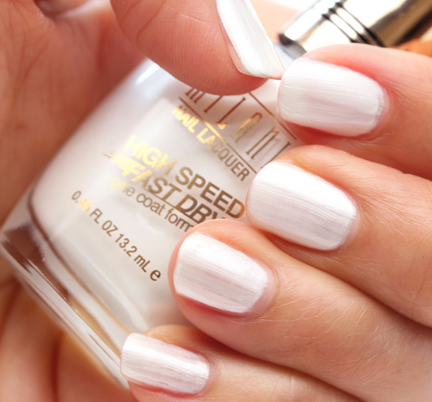 Milani High Speed Fast Dry in Instant Pearl