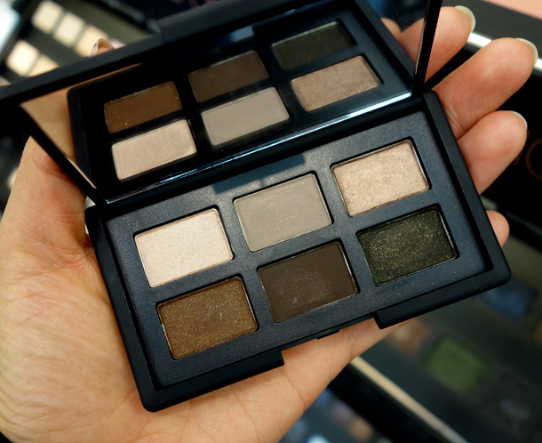 NARS And God Created The Woman Palette Open