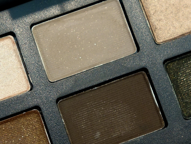 NARS And God Created The Woman Palette closeup
