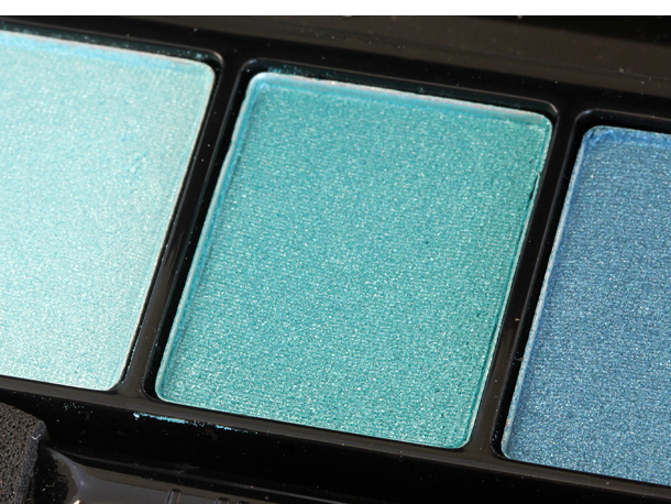 NYX Caipirinhas on the Beach Love in Rio Eye Shadow Palette closeup