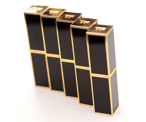 Tom Ford Lip Color Shine packaging