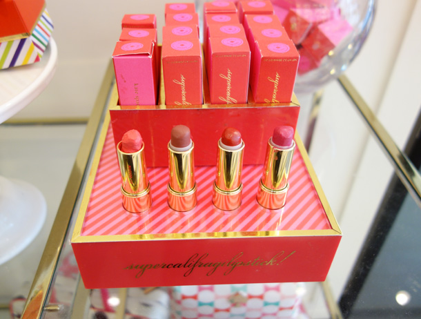 Kate Spade Supercalifragilipstick Photos, Pictures and Swatches