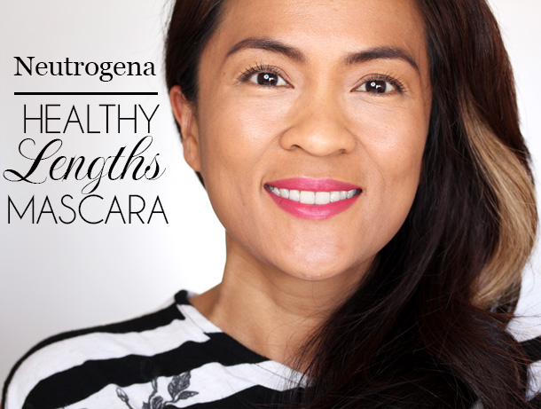 e0441ee615b Neutrogena Healthy Lengths Mascara: For No-Makeup Makeup Lash Looks ...