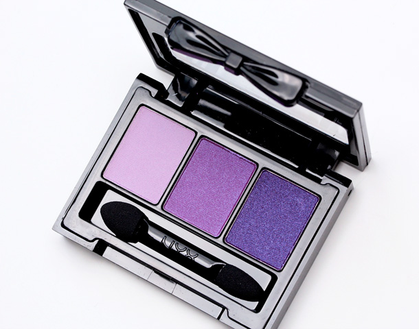 NYX Life Is a Cha Cha Love in Rio Eye Shadow Palette Photo Picture Small
