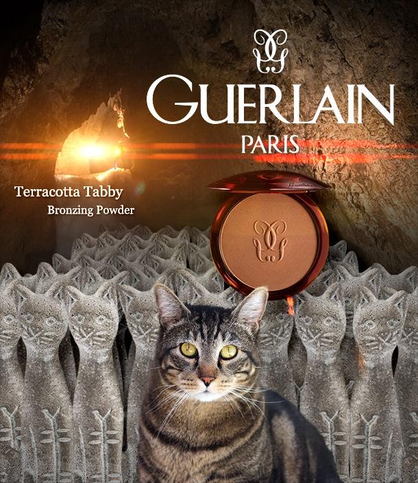 Tabs for Guerlain Terracotta Tabby Bronzer