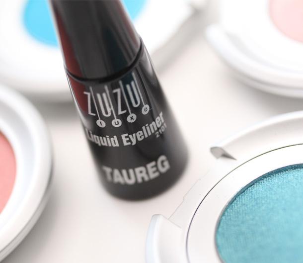 Gabriel Cosmetics Oceanid Collection Liquid Eyeliner in Taureg