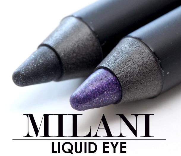 Milani Liquid Eye Perfect Purple Graphite