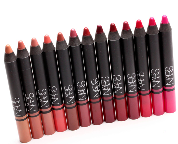 NARS Satin Lip Pencils