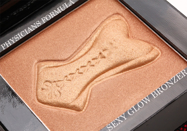 Physicians Formula's Sexy Booster Sexy Glow Bronzer in Bronzer