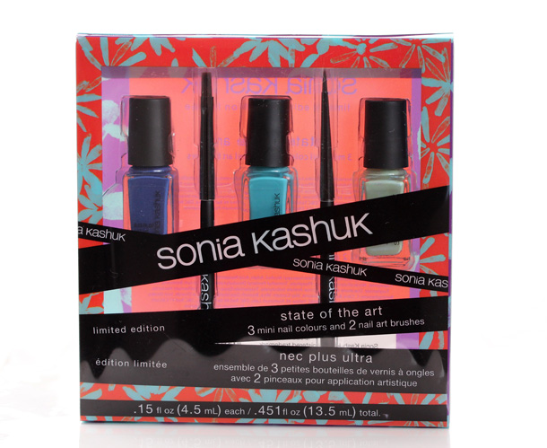 Sonia Kashuk State of the Art Nail Set ($12.99)