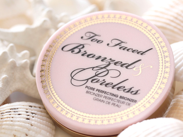 Too Faced Bronzed Poreless Pore Perfecting Bronzer 17